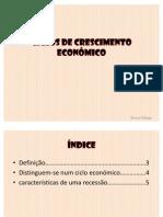 Ciclos de crescimento económico
