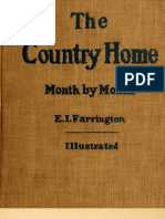 Country Home - Living Month by Month a Guide 1876