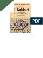 Creed of Al-Bukhari