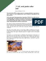 Etisalat 2012 annual report | Telecommunications | Technology