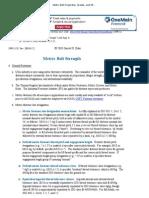 Metric Bolt Properties, Grades, And Strength
