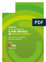 EDP Manual Ligacoes Rede