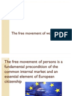 What is Free Movement