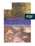 Christianity an Ancient Egyptian Religion