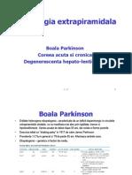 Patologia extrapiaramidala 011