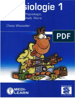 Physiologie Band-1 Allgemeine Physiologie