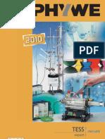 Brochures Phywe Tess Che 2010