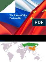 The Russia-China Partnership