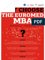Euromed MBA brochure