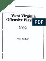 2002 West Virginia O