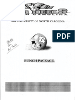 2004 UNC Bunch Package[1]
