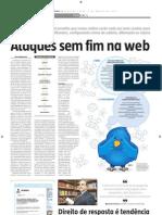 Ataques sem fim na web