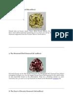 10 Expensive Diamonds