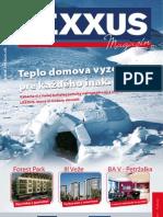 Lexxus Magazín 1/2011