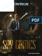 SR4 - Spy Games