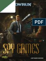 SR4 - Spy Games