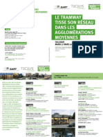Colloque tramway et agglomérations moyennes