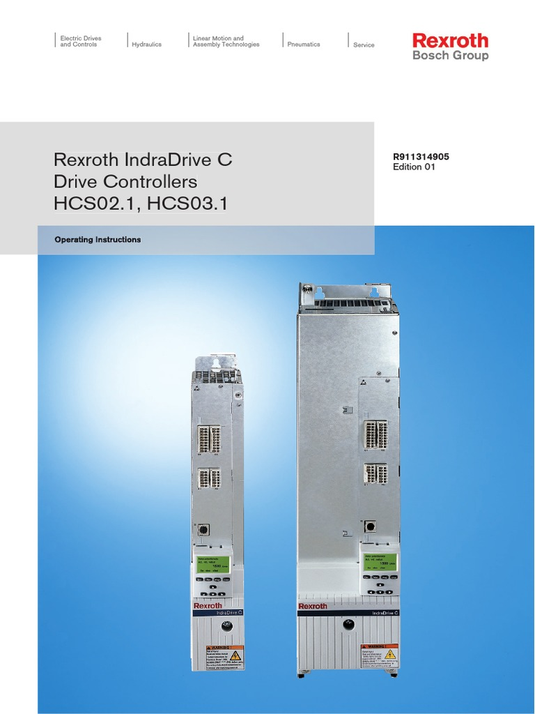 Rexroth Indramat Dkc01 3 040 7 Fw Servo Drive Repairs Advanced Micro Services Pvt Ltd Bangalore You