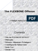 Flex Bone Offense