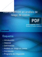 Ordonez Lima2010 Risk Cost Risk Analysis ES
