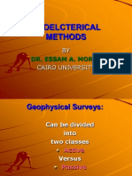 Geophysics ( Electric Method )
