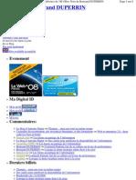 Bloc Note de Duperrin Aout 2007 6 Sigma