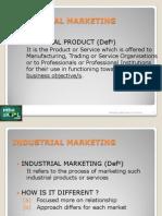 Industrial Marketing