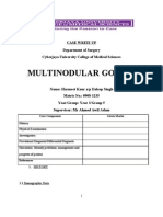 Case Write Up_harmeet_multinodular Goitre