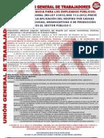 Reforma Laboral Febrero 2012 en las Administraciones Públicas