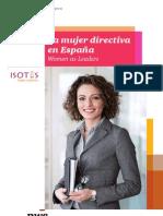 La mujer directiva en España_informe_final