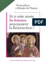 Et si cette année les femmes annonçaient la Résurrection?