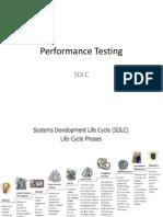 Performance Testing SDLC