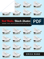 Red Nails, Black Skates by Erica Rand