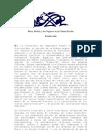 Marx, Moisés y los Paganos en la Ciudad Secular -Tomislav Sunic-
