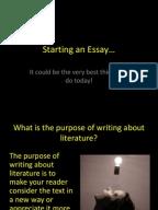 Heart of darkness critical essay