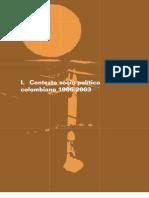 Contexto Socio Politico Colombiano