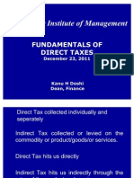 Fundamentals of Direct Taxes - 11[1].10