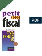 Le Petit Fiscal_2009