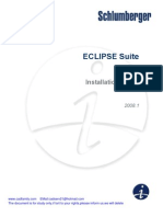 Eclipse Instal Guide