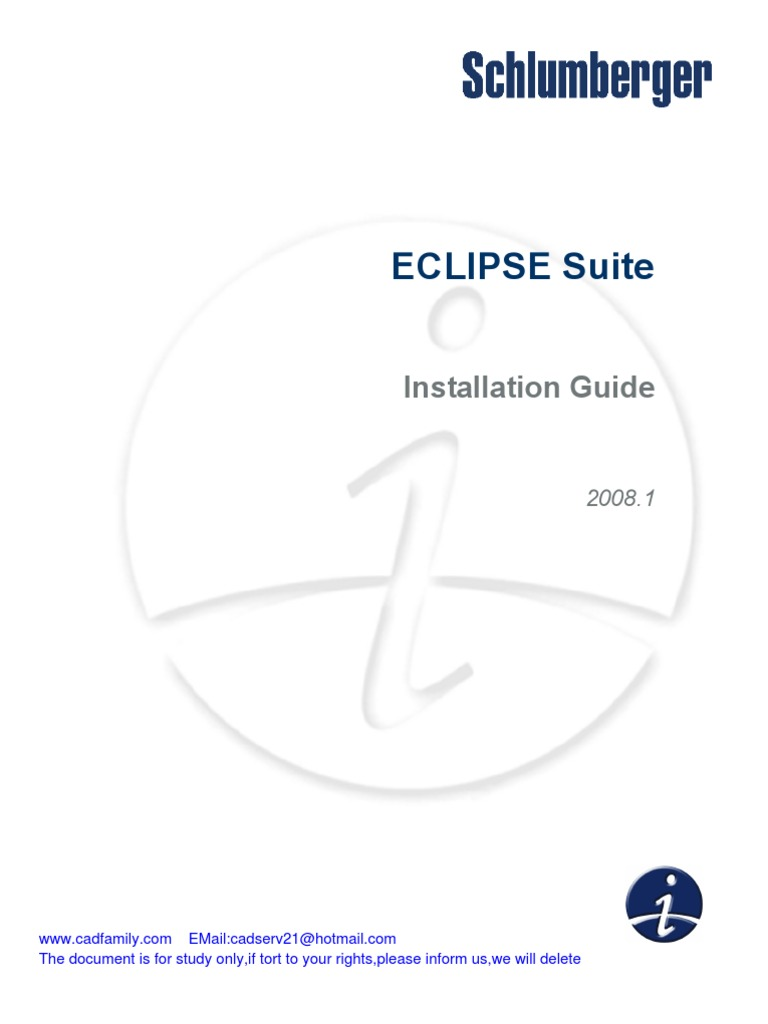 Eclipse Instal Guide | Portable Document Format | Installation (Computer  Programs)