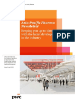 Asia Pacific Pharma Newsletter Issue5