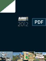Catalog Produse Maros Mix_2012