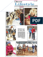 Vilas County News-Review, March 7, 2012 - SECTION B