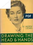 Andrew Loomis Drawing the Head Hands