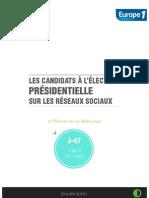 Rapport présidentielle (27 Février au 4 Mars 2012)