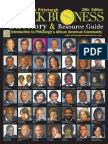 2012 Pittsburgh Black Business Directory