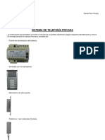 Práctica nº 13 - Sistema de telefonía privada -
