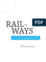 Railways as an innovative regional factor