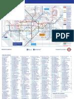 Tube Map 2008