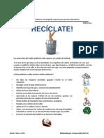 Reciclate practicalo